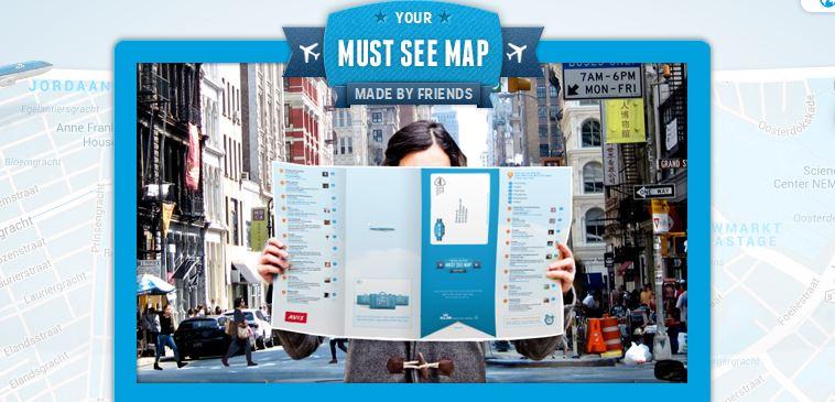 KLM-carte-personalisée