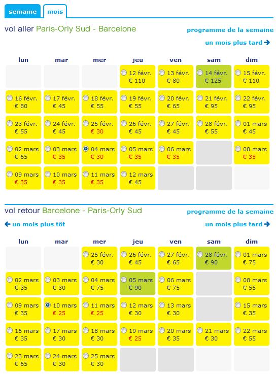 paris-barcelone-aller-retour-transavia-tarifs