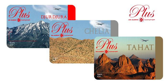 carte de fidélité air algerie 10kg Air Algérie cartes de fidélité